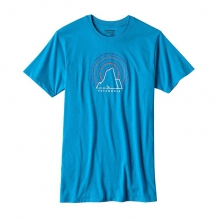Men's Long Exposure Cotton/Poly T-Shirt by Patagonia