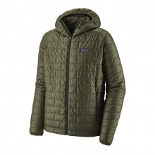 Men's Nano Puff Hoody by Patagonia in Montgomery Al