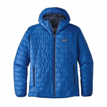 Men's Nano Puff Hoody by Patagonia in Sioux Falls SD