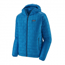 Men's Nano Puff Hoody by Patagonia in St Joseph MO