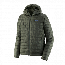 Men's Nano Puff Hoody by Patagonia in Chelan WA