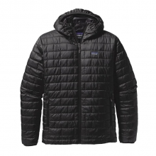 Men's Nano Puff Hoody by Patagonia in Coeur Dalene Id