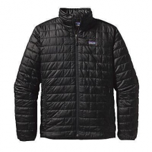 Men's Nano Puff Jacket by Patagonia in Golden Co