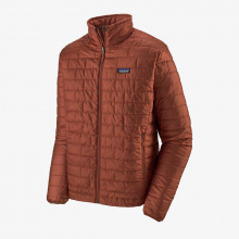 Men's Nano Puff Jkt by Patagonia in Sioux Falls SD