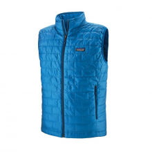 Men's Nano Puff Vest by Patagonia in Campbell Ca