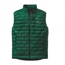 Men's Nano Puff Vest by Patagonia in Jacksonville Fl