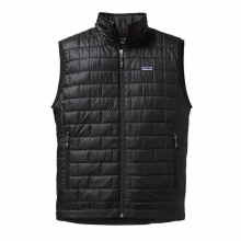 Men's Nano Puff Vest by Patagonia in Canmore Ab