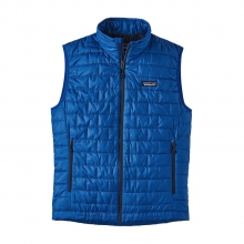 Men's Nano Puff Vest by Patagonia in Glenwood Springs Co