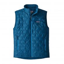 Men's Nano Puff Vest by Patagonia in Courtenay Bc