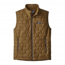 Men's Nano Puff Vest by Patagonia in Durango Co