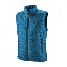 Men's Nano Puff Vest by Patagonia in Iowa City IA