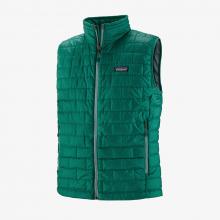 Men's Nano Puff Vest by Patagonia in Squamish BC