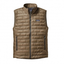 Men's Nano Puff Vest by Patagonia in Solana Beach Ca