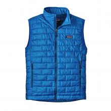 Men's Nano Puff Vest by Patagonia in Stowe Vt