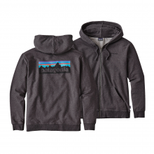 Men's P-6 Logo MW Full-Zip Hoody by Patagonia in Collierville Tn