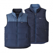 Men's Reversible Bivy Down Vest by Patagonia in Abbotsford Bc