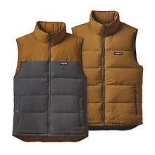Men's Reversible Bivy Down Vest by Patagonia