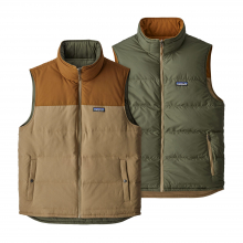 Men's Reversible Bivy Down Vest by Patagonia in Ellicottville NY