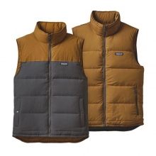 Men's Reversible Bivy Down Vest by Patagonia in Arcata Ca