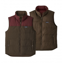 Men's Reversible Bivy Down Vest by Patagonia in Chelan WA