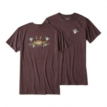 Men's Shaka Crab Cotton/Poly T-Shirt