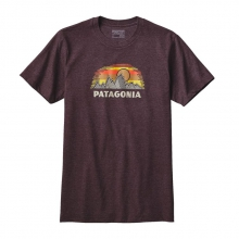 Men's Woven Fitz Roy Cotton/Poly T-Shirt