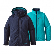 Women's 3-in-1 Snowbelle Jacket by Patagonia