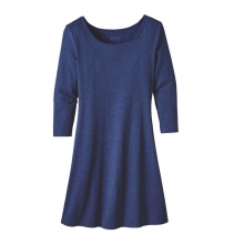 Women's 3/4 Sleeve Seabrook Dress by Patagonia