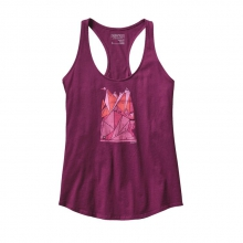 Women's Alpine Powered Cotton Tank by Patagonia