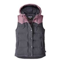 Women's Bivy Hooded Vest by Patagonia in Los Angeles Ca