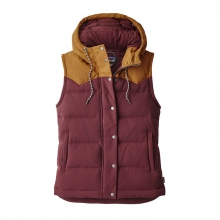 Women's Bivy Hooded Vest by Patagonia in Fairbanks Ak