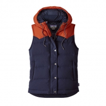 Women's Bivy Hooded Vest by Patagonia in Sioux Falls SD