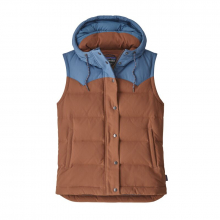 Women's Bivy Hooded Vest by Patagonia in Abbotsford Bc
