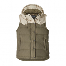 Women's Bivy Hooded Vest by Patagonia in Arcata Ca