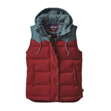 Women's Bivy Hooded Vest by Patagonia in Costa Mesa Ca