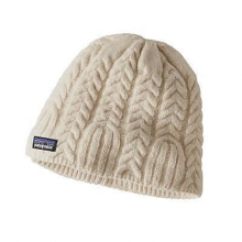 Women's Cable Beanie by Patagonia in Holland Mi