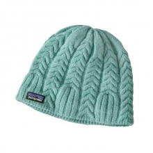 Women's Cable Beanie by Patagonia in Seward Ak