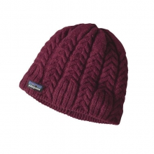 Women's Cable Beanie by Patagonia in Branford Ct