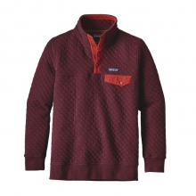 Women's Cotton Quilt Snap-T Pullover by Patagonia in Columbia Sc