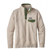 Women's Cotton Quilt Snap-T Pullover by Patagonia