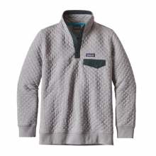 Women's Cotton Quilt Snap-T Pullover by Patagonia in Beacon Ny