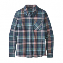 Women's Heywood Flannel Shirt by Patagonia in Iowa City IA