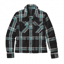 Women's Iron Ridge Shirt Jacket by Patagonia in Succasunna Nj