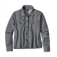 Women's Iron Ridge Shirt Jacket by Patagonia