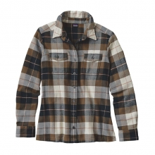Women's L/S Fjord Flannel Shirt by Patagonia