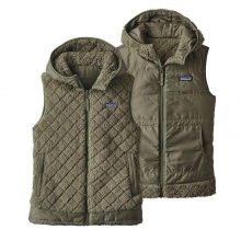 Women's Los Gatos Hooded Vest by Patagonia in Holland Mi