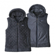 Women's Los Gatos Hooded Vest by Patagonia in Seward Ak