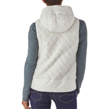 Women's Los Gatos Hooded Vest by Patagonia in Troy Oh