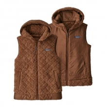 Women's Los Gatos Hooded Vest by Patagonia in Flagstaff Az