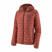 Women's Nano Puff Hoody by Patagonia in Blacksburg VA